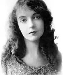 Lillian Gish amerykańska aktorka