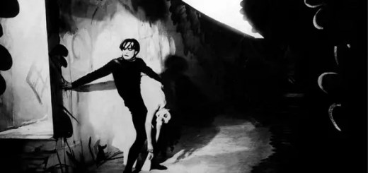 filmy niemieckie - Gabinet doktora Caligari