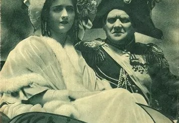 Filmy polskie - Księżna Łowicka