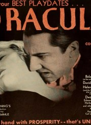 Filmy o wampirach - Dracula Toda Browninga