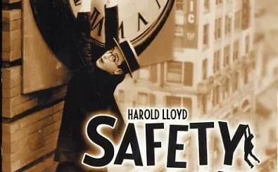 Kino nieme najlepsze komedie - Jeszcze wyżej Harold Lloyd