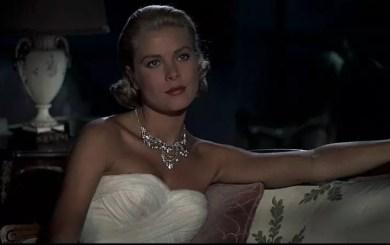 Aktorki Hitchcocka - Grace Kelly