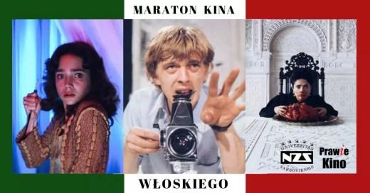 Oldcamera.pl patronat medialny - warszawski maraton włoskiego kina