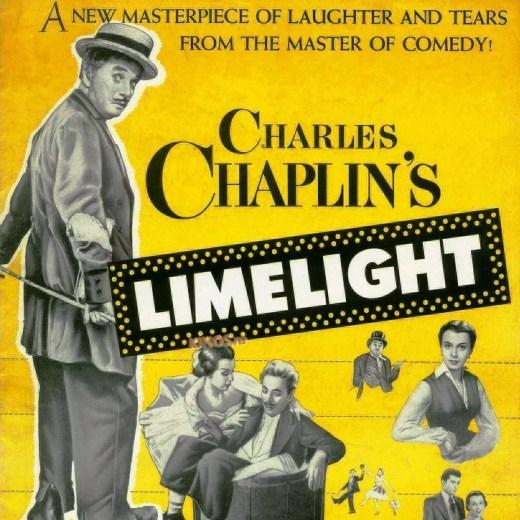 Światła rampy Charlie Chaplin
