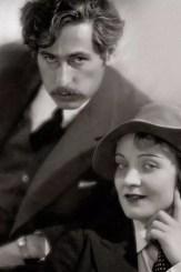 Marlena Dietrich i Josef von Sternberg
