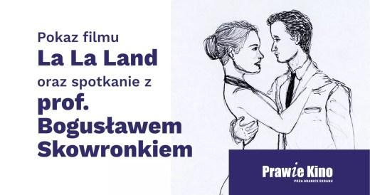 Oldcamera.pl patronem medialnym pokazu filmu La La Land