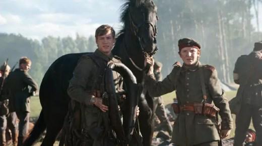 filmy wojenne - Czas wojny