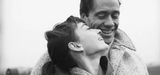 Audrey Hepburn i Mel Ferrer