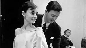 Audrey Hepburn i Givenchy