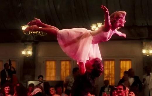 Sceny z najlepszych filmów w historii - Dirty Dancing