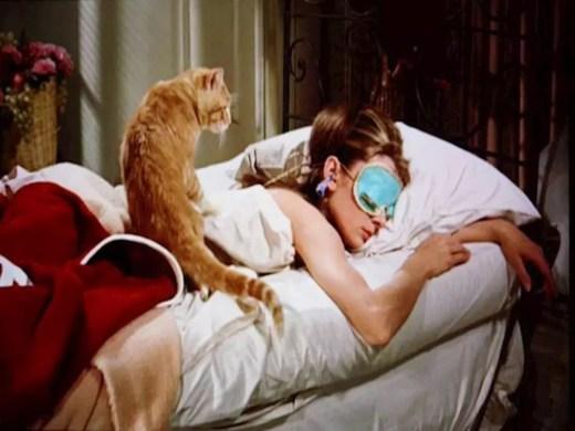 Koty filmy - Śniadanie u Tiffany'ego