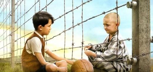 Filmy o holokauście ranking - Chłopiec w pasiastej piżamie