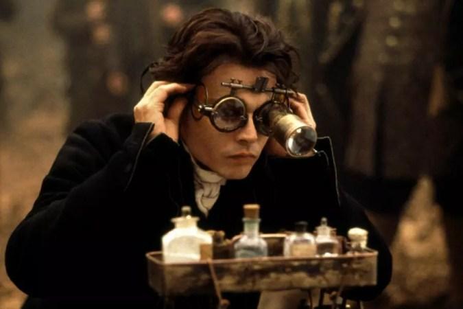 Tim Burton filmy science fiction - Jeżdziec bez głowy