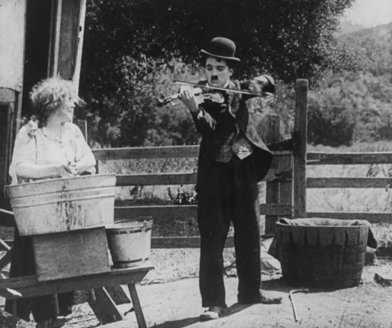 Filmy z Charlie Chaplinem - Charlie włóczęga