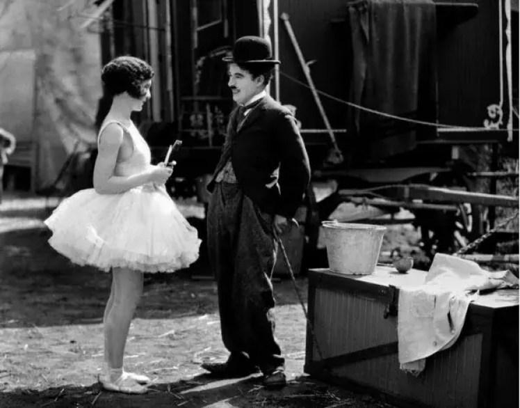 Filmy Charlie Chaplin - Cyrk