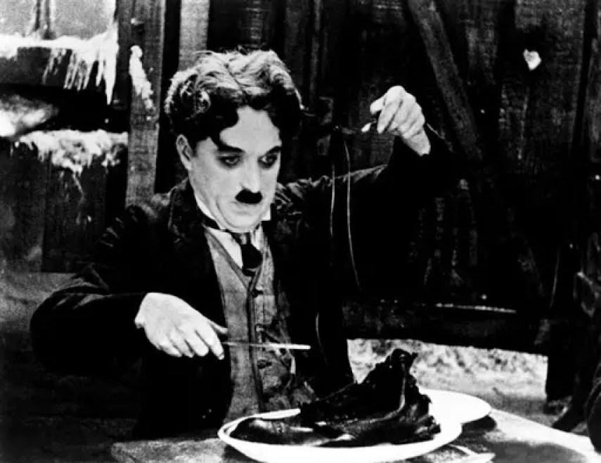 Filmy Chaplina - Gorączka złota