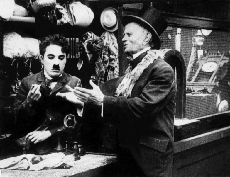 Charlie Chaplin komedie - Lichwiarz