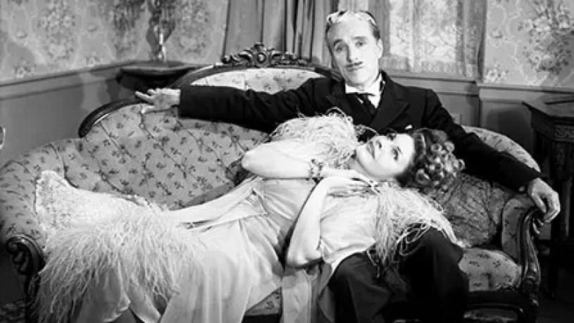 Filmy Charliego Chaplina lista - Pan Verdoux