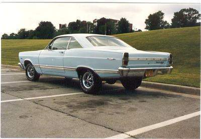 A Picture Review of the Ford from 1965 1974 1967 Ford Fairlane XL 2 Door Hardtop