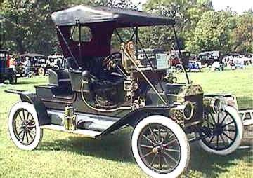 A Picture review of the Model T Ford 1909 Ford Model T New York to Seattle Racer