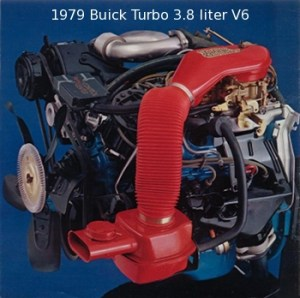 Buick Turbo 38 Liter V6  the Perfect Substitute for Cubic Inches  Old Car Memories