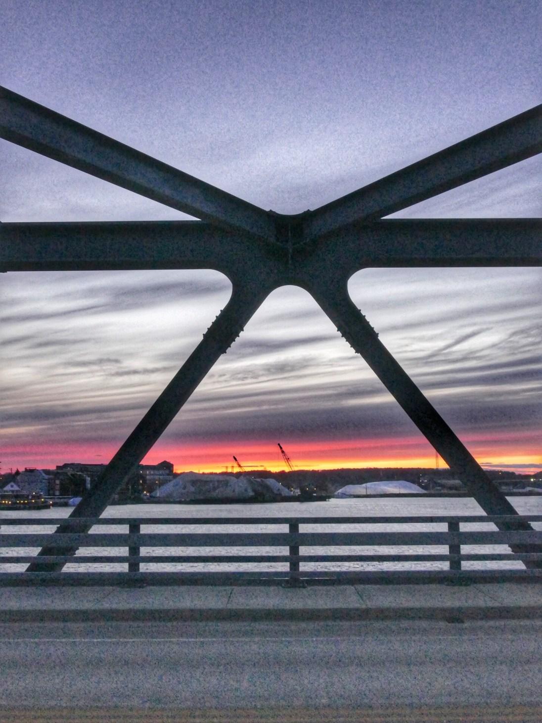 From the Memorial Bridge