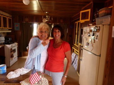 Robyn and Judy - Montana