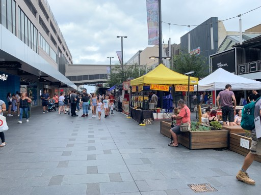 Eat Street market on Thursdays