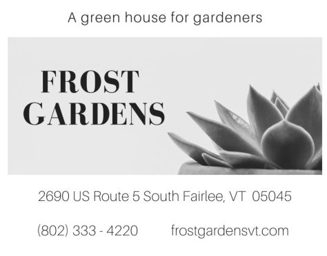 Ad image for Frost Gardens on 2690 US Route 5 South in Fairlee, VT 05045