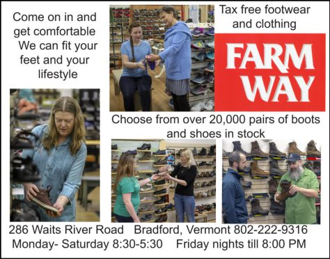 Ad image for Farmway on 286 Waits River Road in Bradford, VT