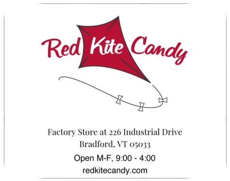 Ad image for Red Kite Candy on 226 Industrial Drive in Bradford, VT 05033