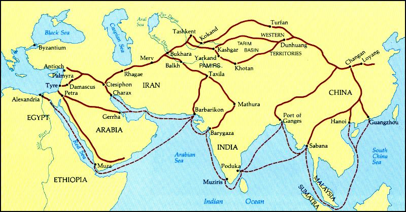 Marco Polo y la Ruta de la Seda (4/6)