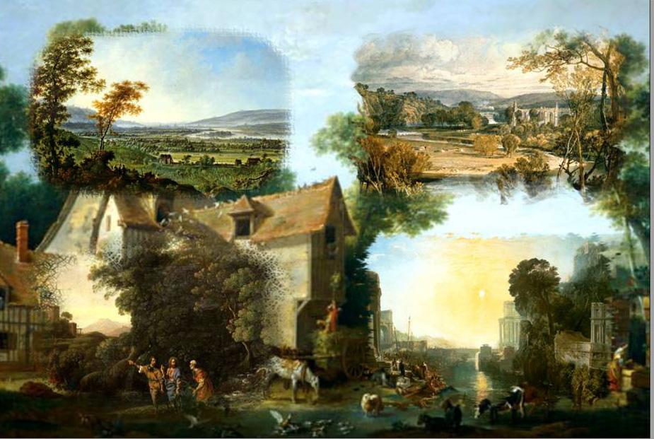 El arte pictórico y su relación con la historia de la Humanidad (2/6)