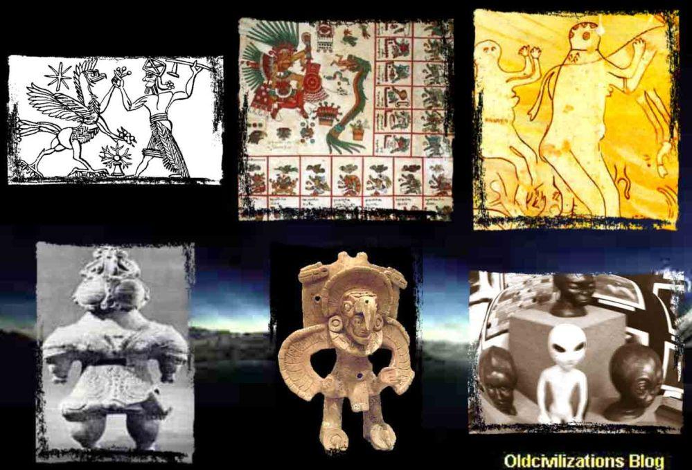 Los Anunnaki y su relación con las leyendas sobre Dragones (6/6)