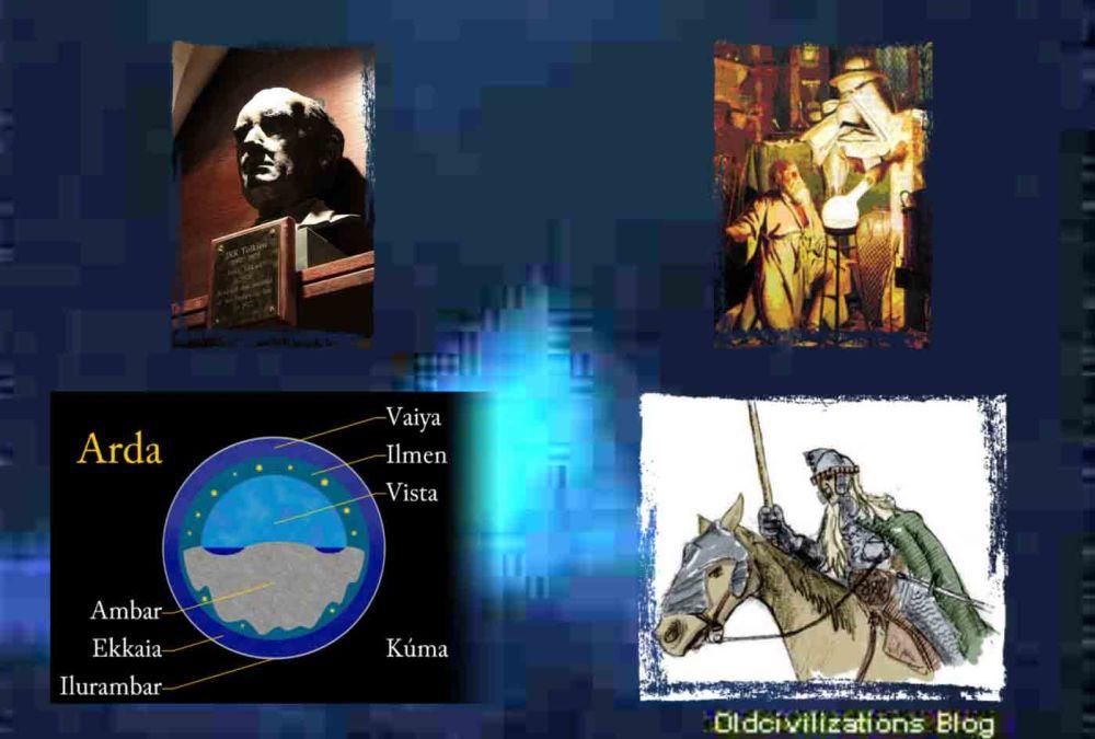 ¿Sabía Tolkien que seres extraños y mágicos habían existido en nuestro mundo? (3/6)