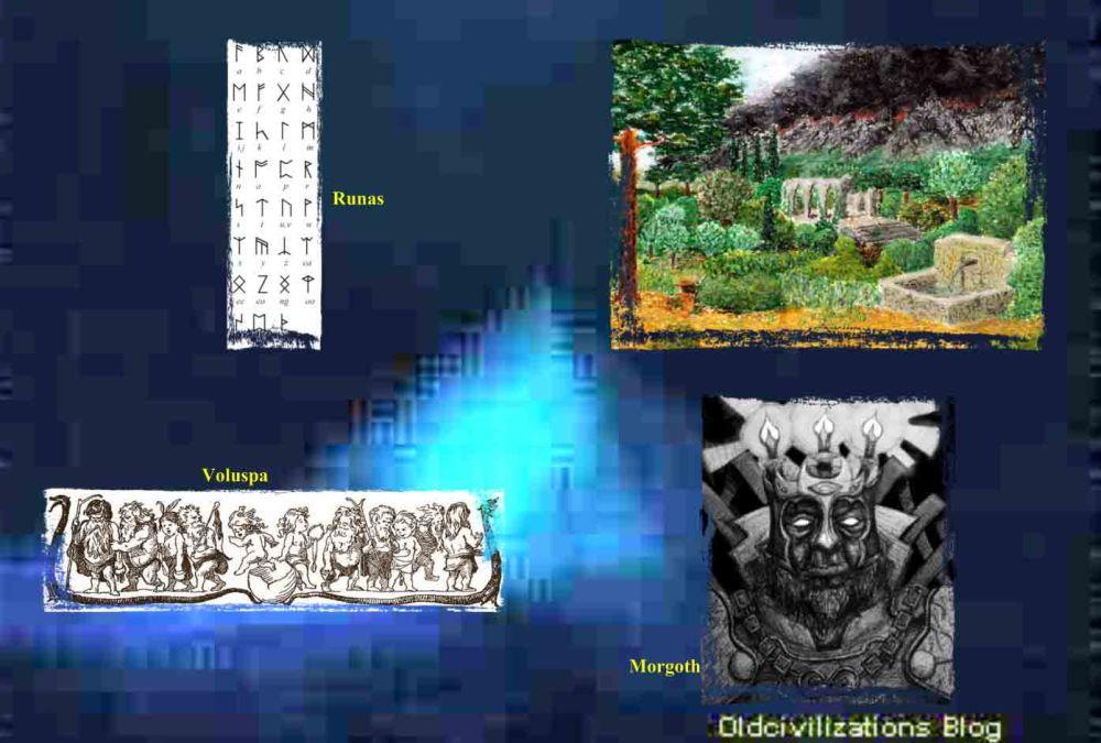 ¿Sabía Tolkien que seres extraños y mágicos habían existido en nuestro mundo? (5/6)
