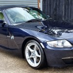 Bmw E86 Z4 Sport Coupe 3 0 Si 6 Speed Auto With Paddle Shift Old Colonel Cars Old Colonel Cars