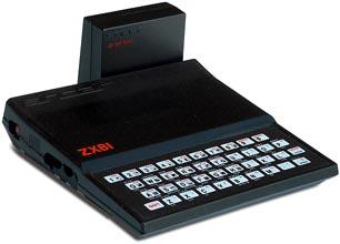 Timex-Sinclair ZX81