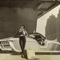 Exotic and Rare Cars: Astra-Gnome Time and Space Car (1956)