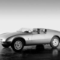 Abarth 1000 GT Spider (1964)