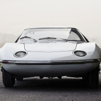 Chevrolet Corvair Testudo (1963)