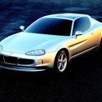 Daewoo Bucrane Concept (1995)