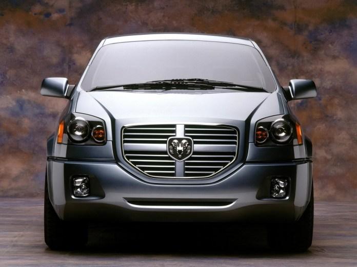 dodge maxxcab concept (2000) – old concept cars