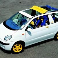 Fiat Lucciola Concept (170) (1993)