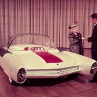 Ford FX-Atmos Concept Car (1954)