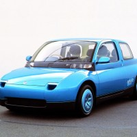 Mazda HR-X2 Concept (1993)