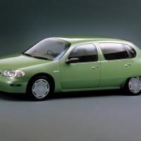 Nissan AQ-X Concept (1993)