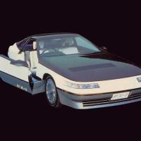 Toyota FX-1 Concept (1983)