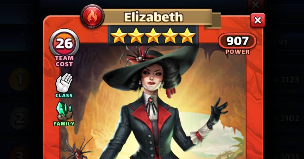 Elizabeth Empires and Puzzles