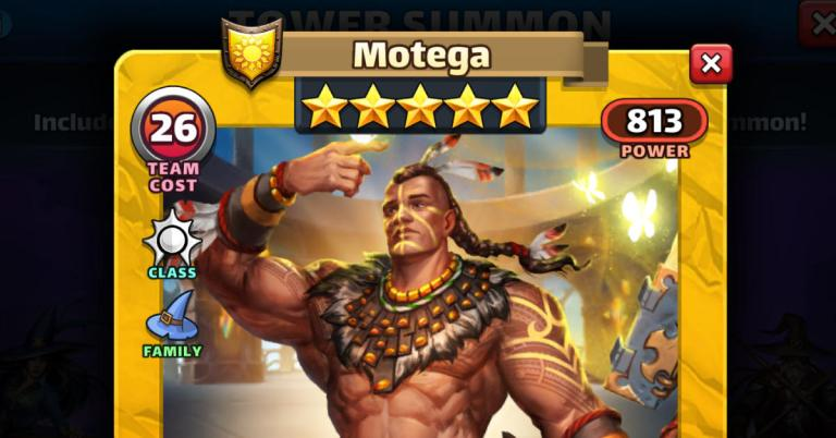 How Good is Motega? Empires and Puzzles Magic Review